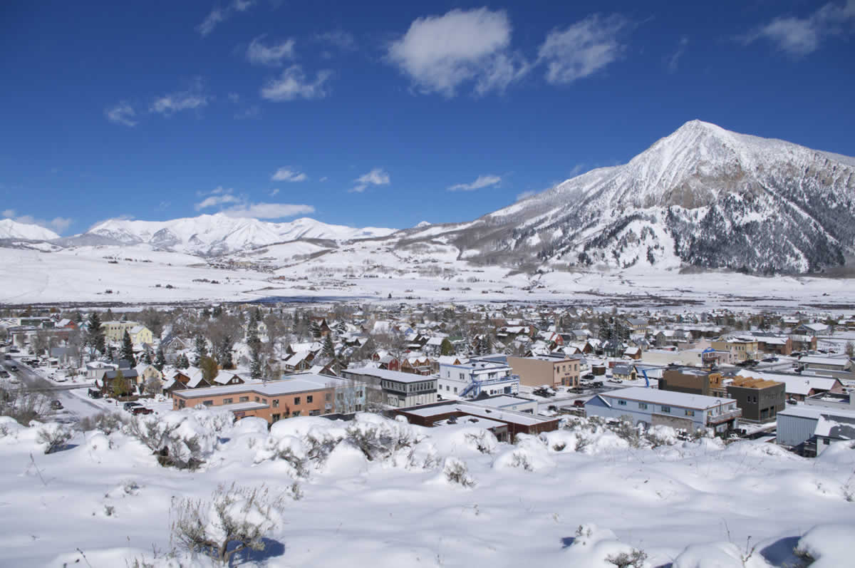 Crested Butte - Colorado - EUA