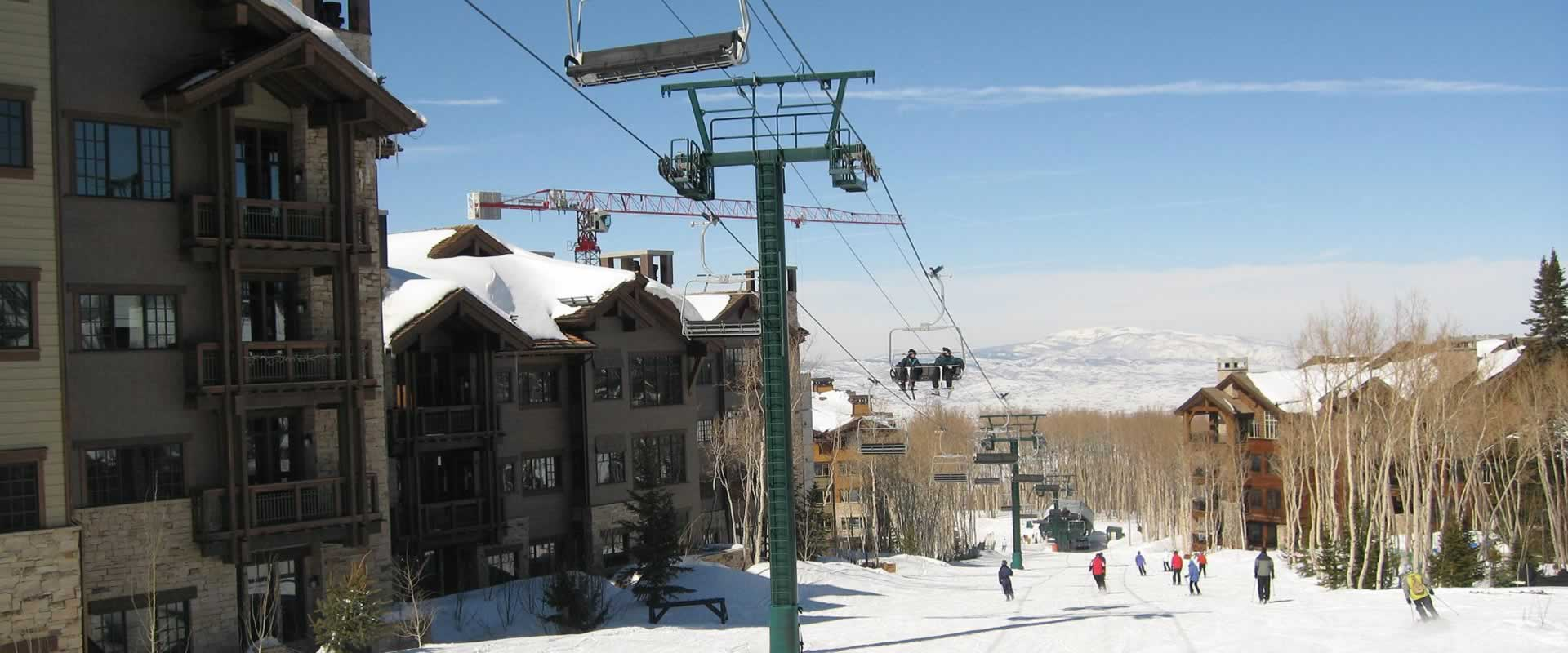 Deer Valley esqui skipoint