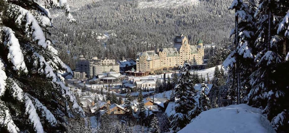 The Fairmont Chateau Whistler Resort