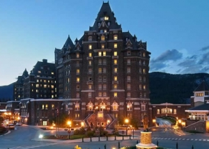 Hotel Fairmont Banff Springs