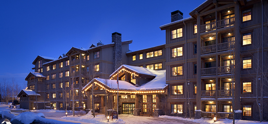 Teton Moutain Lodge