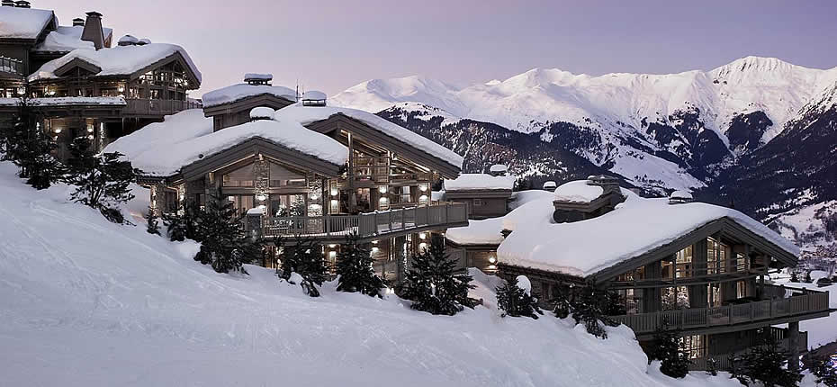 Hotel Le K2 Courchevel