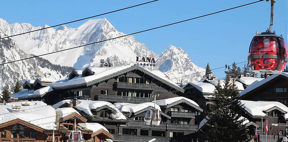 Le Lana Hotel - Courchevel