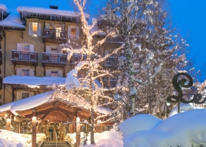 le lodge park megeve