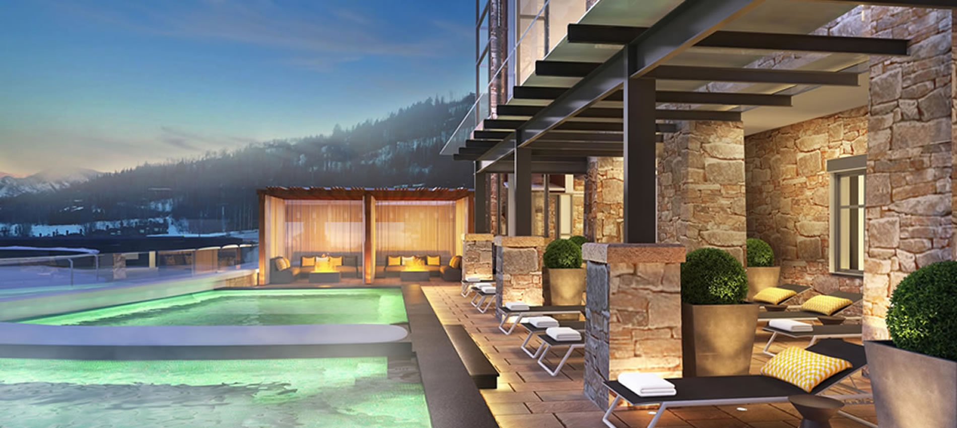 Hotel-limelight-snowmass-Pool