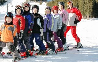 Banff Lake-Louise esqui skipoint