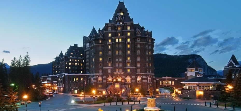 Hotel Fairmont Banff Springs