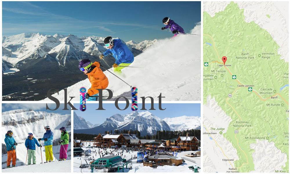 Ski em Banff Lake Louise 201