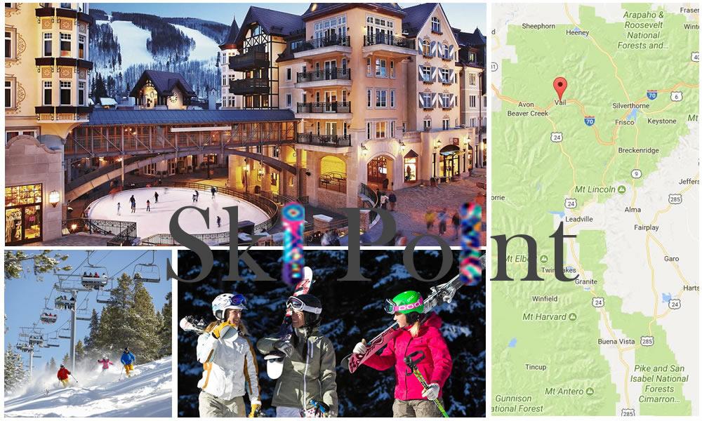 ski em Vail 2018